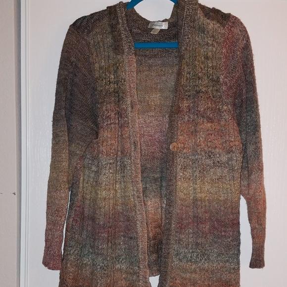 f7f9980afd6 Dress Barn Sweaters - 3X multicolor cardigan